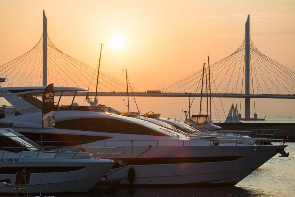 Saint-Petersburg International Boat show 2018